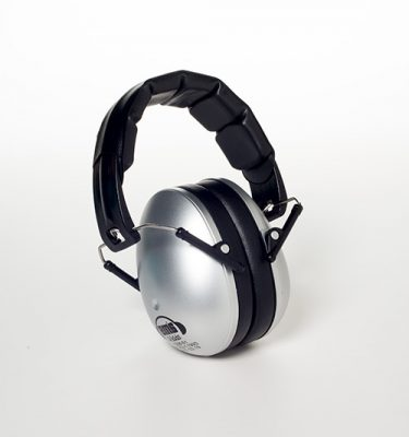 Ems for Kids Earmuffs - Silver